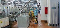 Мониторинг на молочном заводе