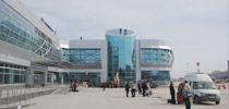 """Международный терминал """"Толмачево"""" крупнейший за Уралом транзитный авиаузел"""